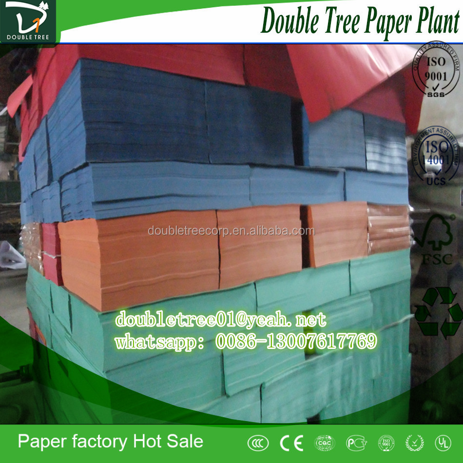 Latest chinese colour bristol board /manila paper from alibaba china market