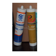 High intensity neutral silicone sealant