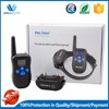 Wholesale Pet Products 300M Remote Electronic Shock Puppy Trainer For Stop Dog Bark Control