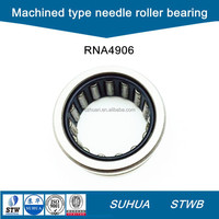 Machined type Solid needle roller bearing without inner ring RNA4906