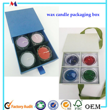 Paper wax candle box,Wax candle packaging box,custom design wax candle box for packing