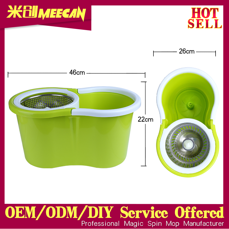 NEW SPIN MOP & GO SWEEPER MOP MAGIC MOP SPIN + 2 HEAD
