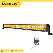 "Amber/White Stroboflash Remote 52"" 300W LED Light Bar Offroad 4X4 UTE Jeep 36W/120W/180W/240W Led Bar"