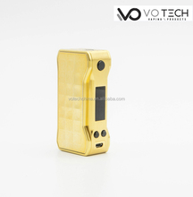 Mod box 2017 china suppliers votech dagger 80w mod vapor starter kits
