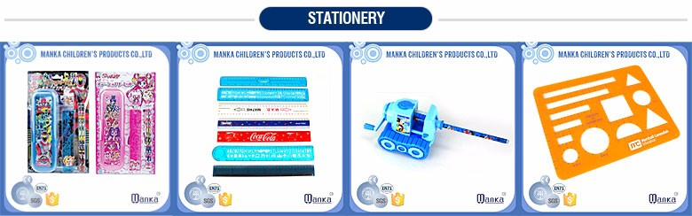 OEM lovely school stationery set