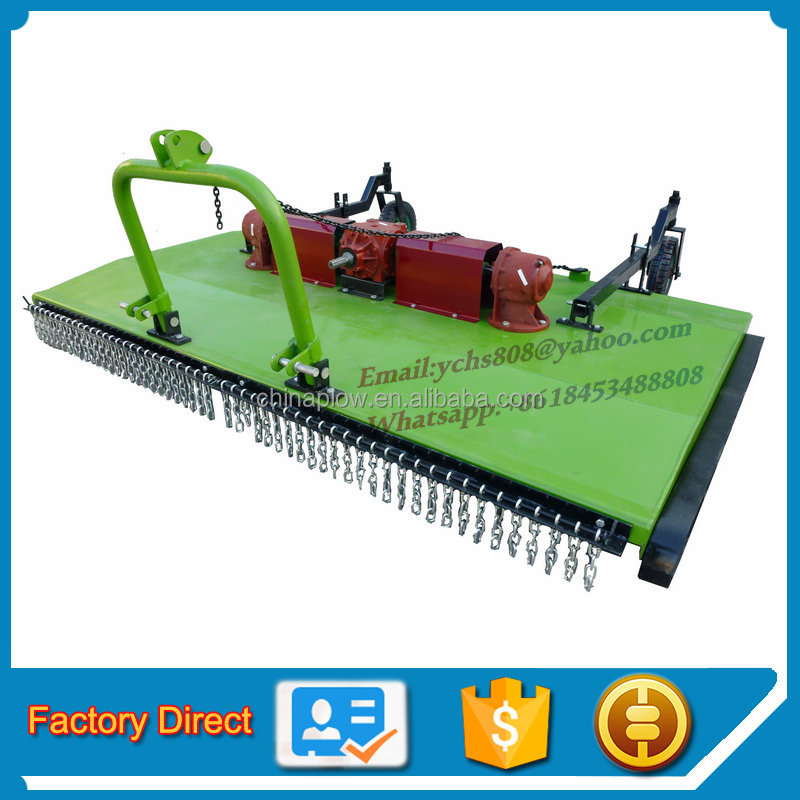 Tractor Mounted Brush Cutter : Farm rotary mower yto tractor mounted grass cutter buy