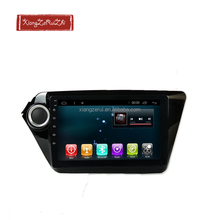 Octa core Android 7.1/8.0 Car GPS Navigation Device For KIA K2 With DVD Audio Multimedia Stereo Radio Player