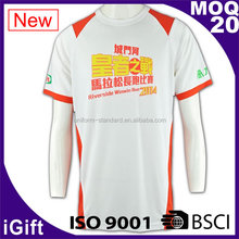 New Small MOQ Quality full sublimated tee shirts