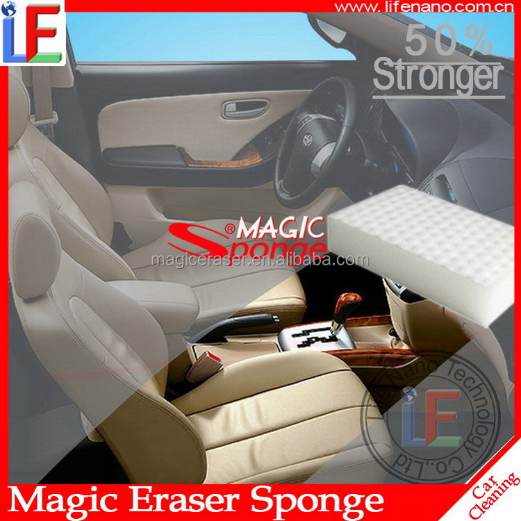 Car Washing Tools Supplies Magic Cleaning Eraser Sponge for Car Cleaning