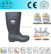 Quality PVC Safety Rain Boots Wellingtons/Gumboots