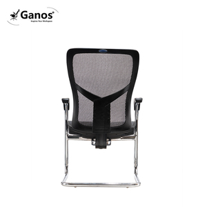 Mesh office adjustable chair for lower back pain