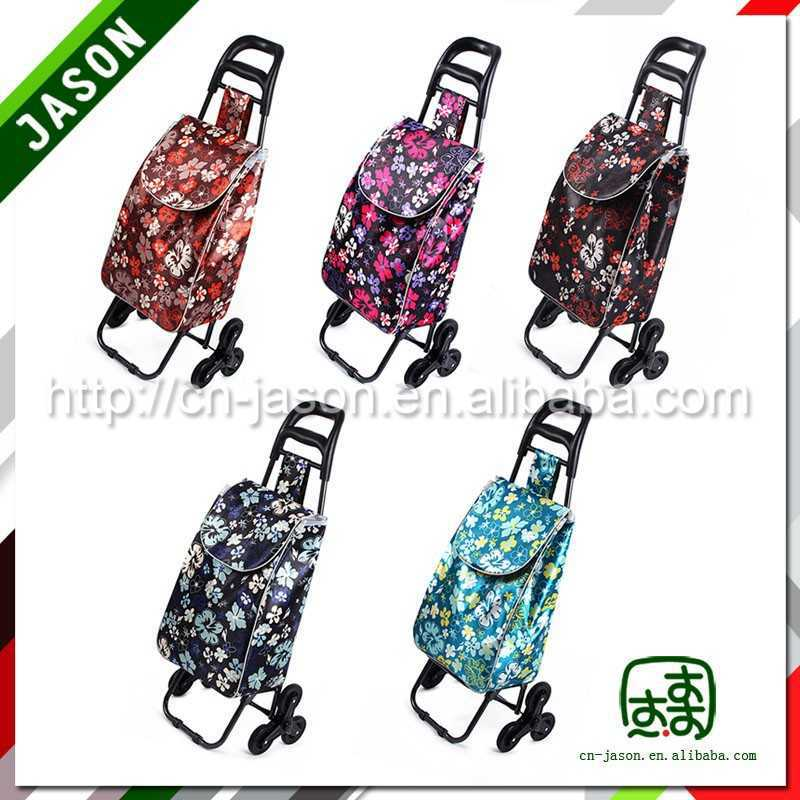 hand trolley japanese shopping cart widely used
