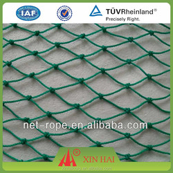 With Good quality and competive price Green PE net or PE knotted net used for trawl net, seine net, net cage