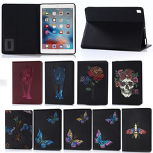 New Fashion 3D Visible Colour Printing Protective Cover for Ipad Pro 9.7 2017