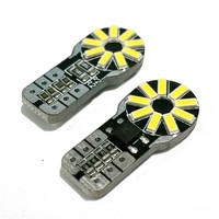 Super Bright!! T10 LED Canbus 4014 18SMD T10 W5W LED Canbus NO ERROR Car Auto Bulbs