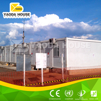 Soundproof modular container office in dubai