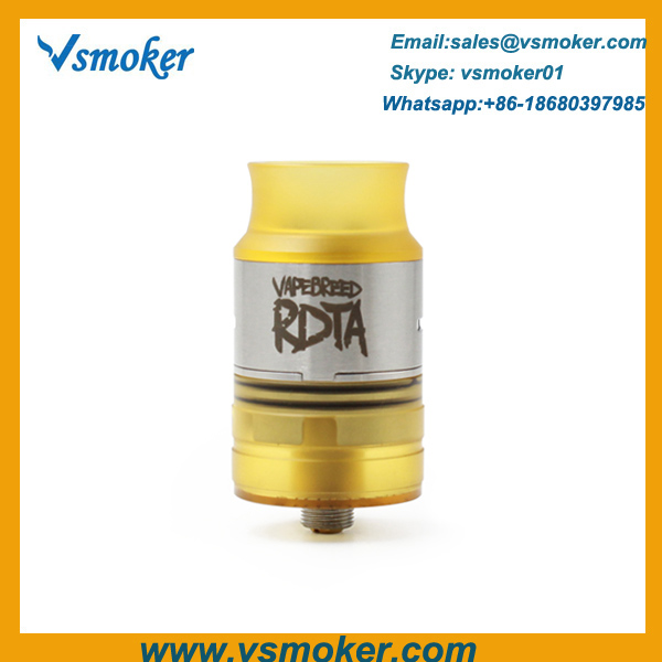 Vape Factory Wholesale Vapebreed RDTA Atomizer