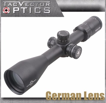 Vector Optics Paragon 3-15x50 High Quality Hunting Riflescope German Glass with Mount Ring Side Focus Scope fit .308 .3006 .338