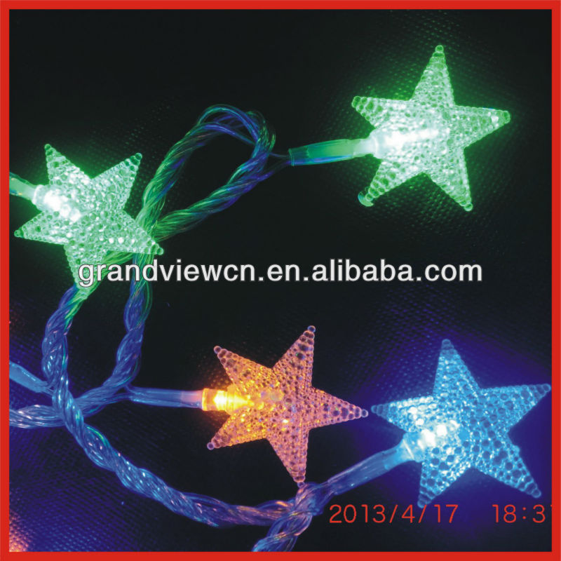 0 led 10m magic star string lights for christmas tree and night