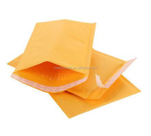 Madou Wholesale Custom Padded Envelope Bags Tear Proof Yellow Kraft Paper Air Bubble Mailers Manufacturer