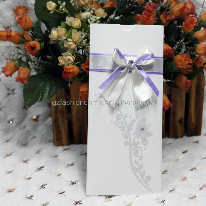 Wholesale cards indian wedding invitations Online Buy Best cards – Blank Pocket Wedding Invitations