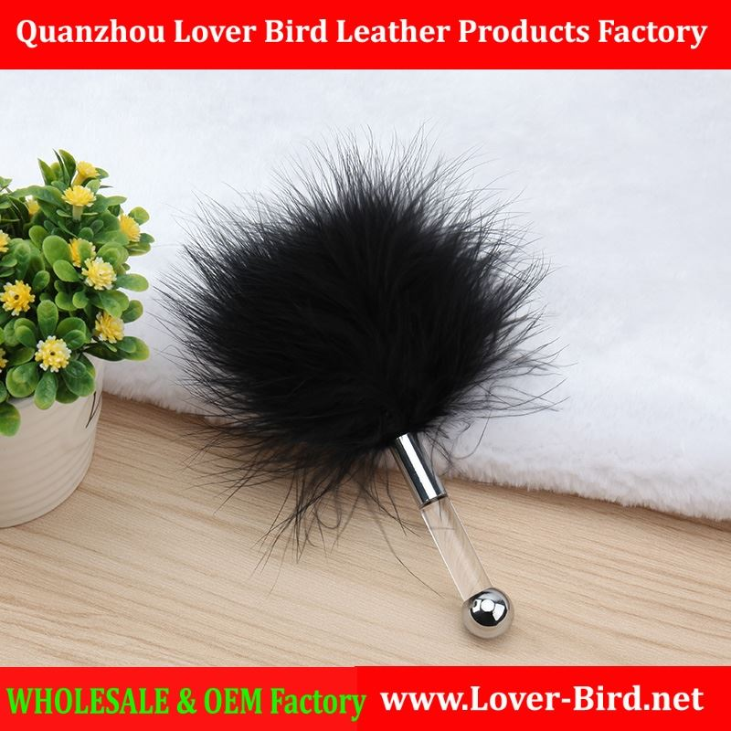 New Fifty Shades Tease Feather Tickler, sexy bondage Adult Games Fetish Erotic Toys Soft Feather Teaser Duster, Sex Toys for Cou