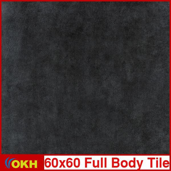 black color interior and floor factory supply passed the national testing standard polished full body porcelain tile