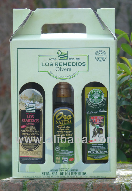 GIFT BOX - EXTRA VIRGIN OILS