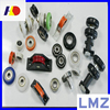 U groove track roller bearing , plastic roller tracks , sliding wheel for shower screen
