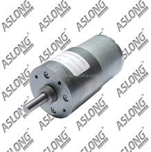 long life brushed compact geared motor replacement of planetary motor electrical motor with reduction gearbox