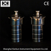 Lab stainless steel pressure vessel with PTFE