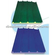 Steel Roof Tile / Color Steel Roof Tile / Metal Roofing Panel in yiwu city