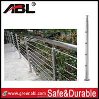 Foshan China supplier handrails stainless steel bollard
