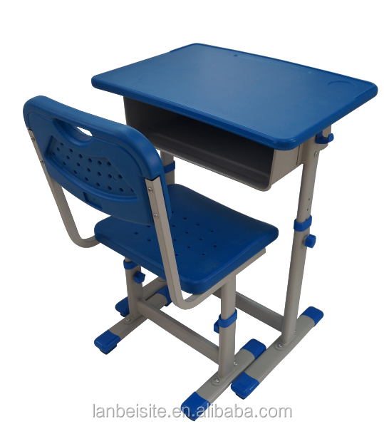 Manufacturer cheap ergonomic school desk and chair with - Ergonomic table and chair ...