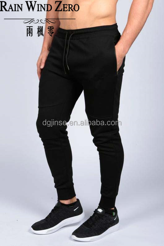 Hot Sale Mens Casual Sweatpants Bodybuilding Sports Skinny Jogger Pants Tapered Gym Wear Wholesale