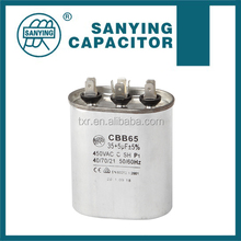 Favorites Compare air conditioner capacitor 250V 10uF 15uF 20uF 25uF 30uF 32uF 35uF 40uF 50uF 60uF,CBB65 capacitor,motor run cap