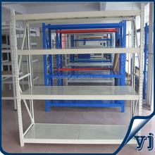 Meduim-duty ware house rack/ Stable iron shelf