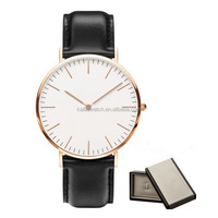 2015 China factory hot selling business promotional gift newest watches for men