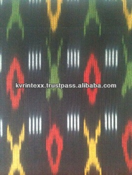 ikat fabric upholstery for sale