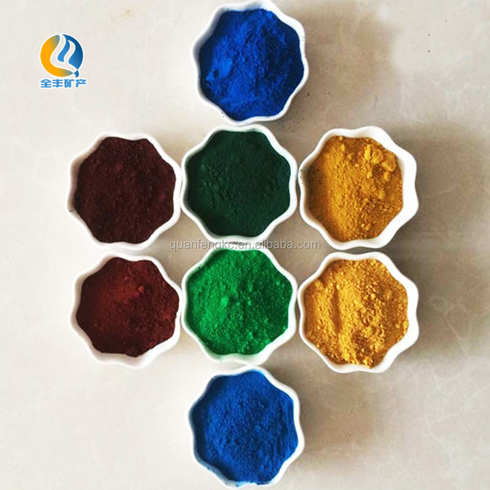 Good performance iron oxide red pigment for chemical fertilizer <strong>coloring</strong>