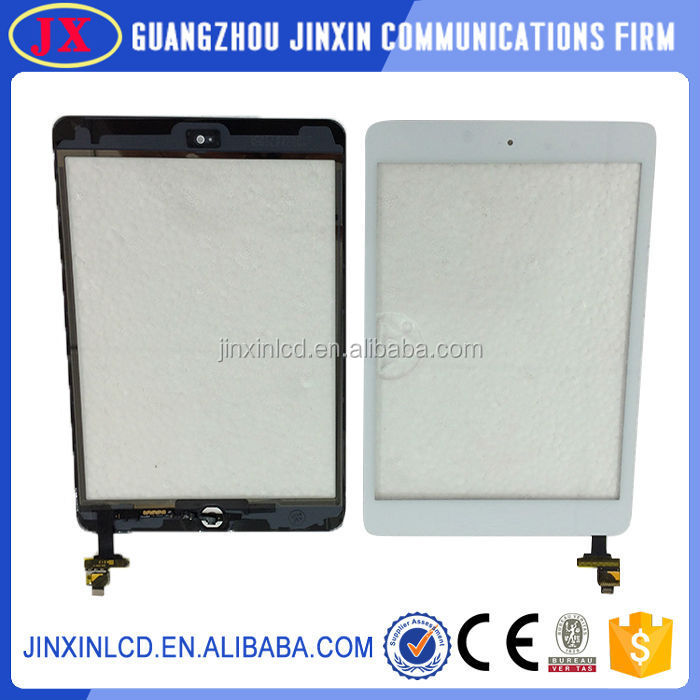 100% original factory sale for ipad mini lcd display and digitizer touch screen