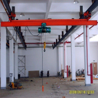 LX Suspension Type Hanger Single Girder Overhead Crane