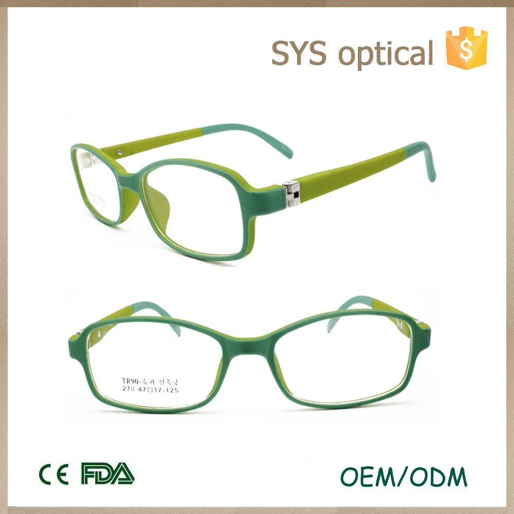 tr 90 children reading glasses green color