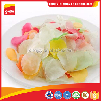 Garlic or salty flavour raw prawn crackers