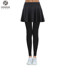 New Designs 2017 Wholesale Girl Wear Tennis Clothing Blank Sportpants With Skirt