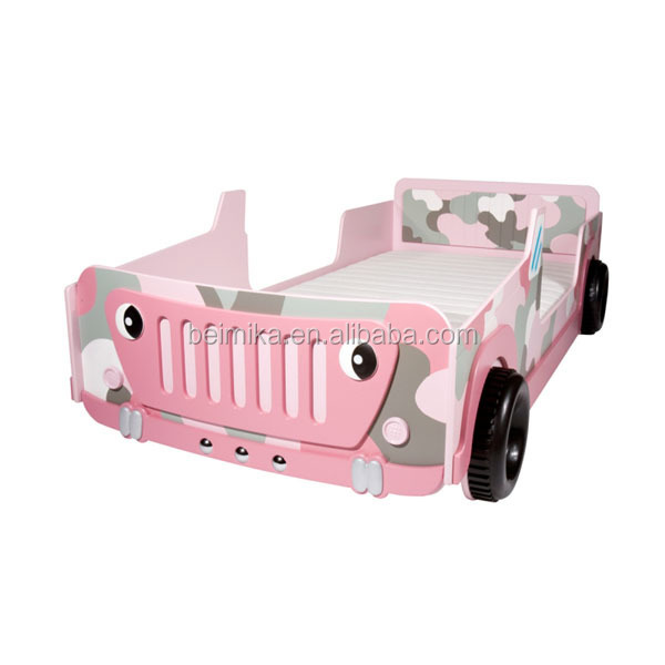 kids jeep car bed with storage model kids car bed for sale