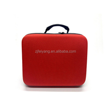 OEM design factory good quality hard protective storage organizer hairdresser hair barber eva tool case/bag/box