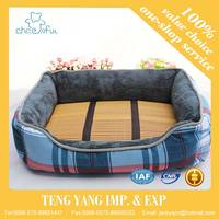 manufacturer wholesale shaped with different sizes hand work cushion covers cream house dog mat
