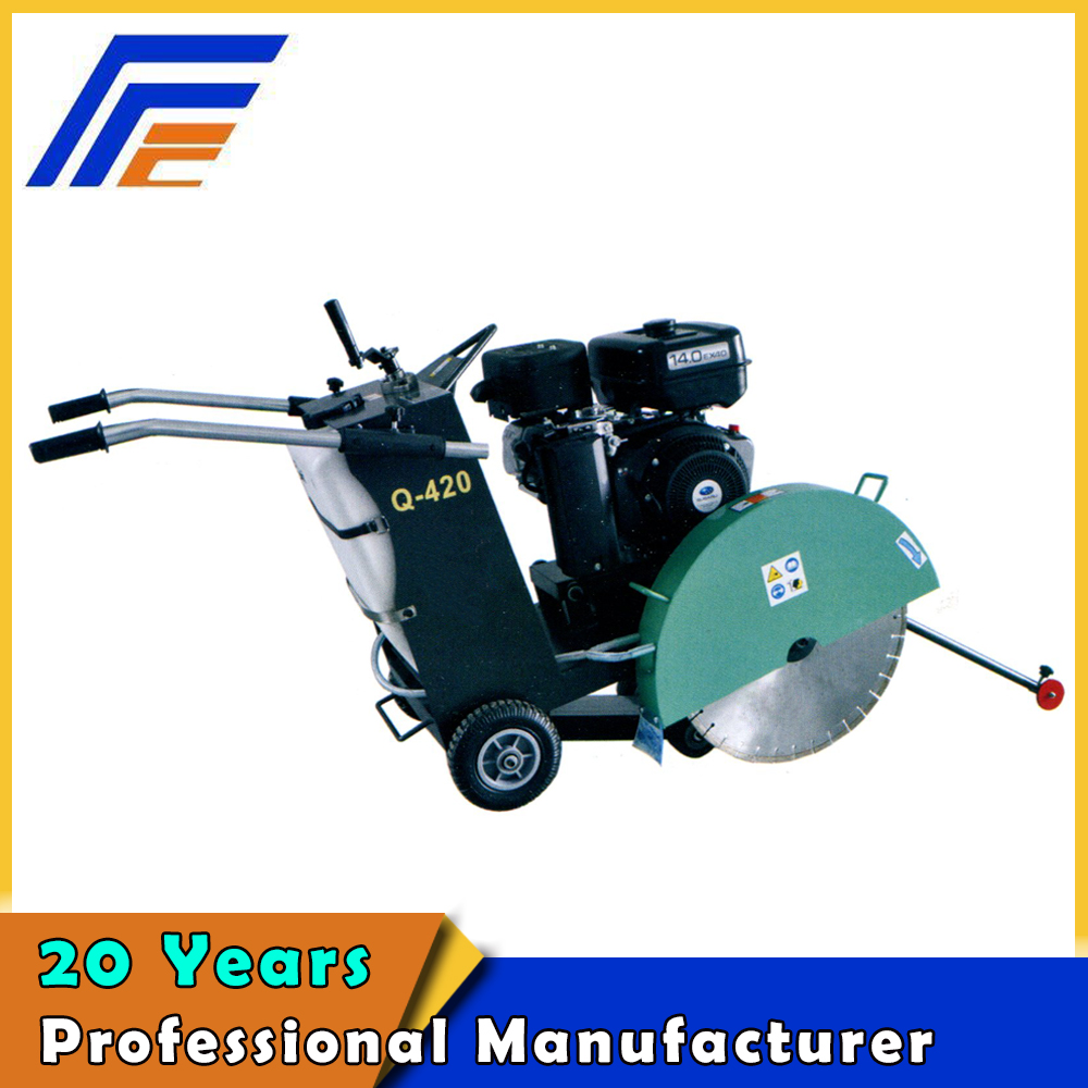 Q420 robin concrete cutter for road construction