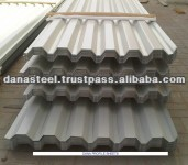 YEMEN ALUMINIUM PROFILE SHEETS FOR ROOF/WALL _ DANA STEEL